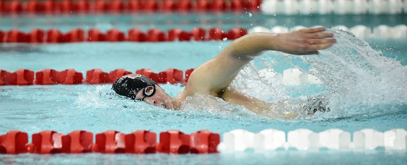 Pool Bauer bauer divers win saints fall to clarkson st