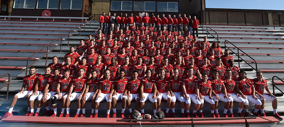 2017 Football Roster St Lawrence University Athletics