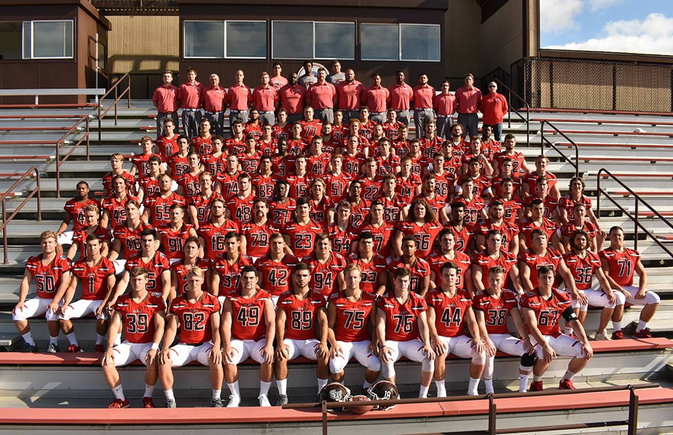 2018 Football Roster - St  Lawrence University Athletics